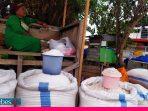 Produksi Garam Talise Menurun, Kini Ketersedian Dipasok Dari Makassar