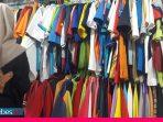 Di Tengah Pandemi Covid-19, Omset Pedagang Pakaian Bekas di Palu Turun Hingga 70 Persen