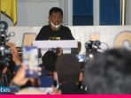 Unggul Hasil Hitung Cepat di Pilkada Sulteng, Jagoan 11 Partai Koalisi Sampaikan Pidato Kemenangan