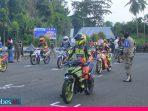 Sempat Vakum Akibat Pandemi, Road Race Sukses Digelar di Morowali