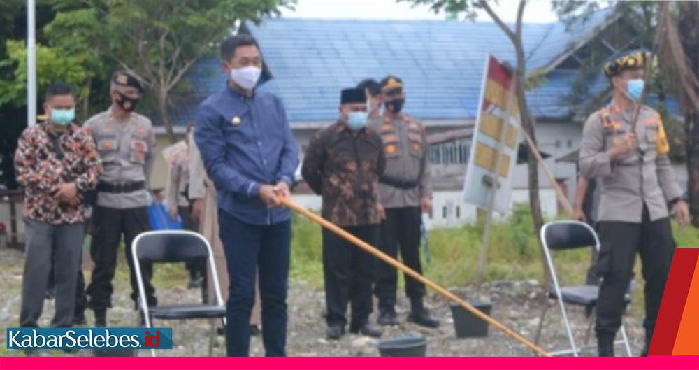 Bupati Morowali musnahkan babuk