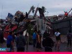 Gempa Magnitudo 6,2 di Majene Sulbar: 3 Meninggal Dunia dan 24 Orang Luka-luka