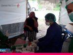 Petugas Medis Parigi Moutong Beri Pelayanan Kesehatan untuk Korban Gempa di Majene