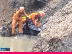 VIDEO: Petugas SAR Temukan Potongan Tubuh di Lokasi Longsor PETI Buranga