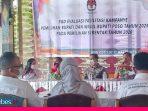 Gelar FGD, KPU Poso Evaluasi Fasilitas Kampanye Pilkada Serentak 2020
