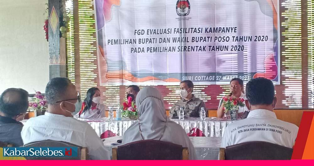 FGD KPU Poso3