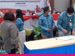 KPU Poso  Sampaikan Salinan SK Penetapan Paslon Terpilih