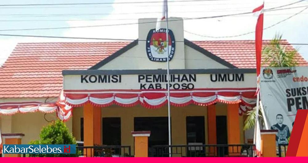 Kantor KPU Poso