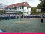 155 Calon Anggota Paskibraka di Palu Diseleksi