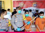 Polres Morowali Ungkap 141 Gram Narkoba, Kapolres: Rp120 Juta Uang Negara Diselamatkan