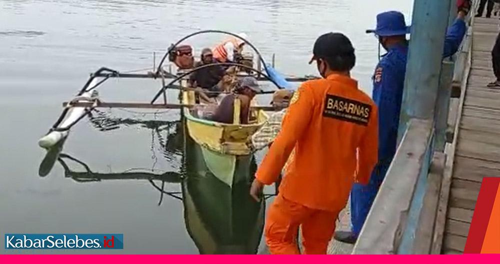 VIDEO : Nelayan Parimo Ditemukan di Gorontalo Setelah Dua Hari Hilang Dihantam Badai