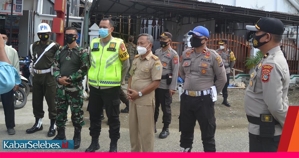 Pengamanan Gereja Morowali