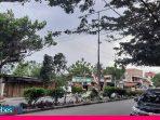 Setelah Gempa, Kota Palu Dilanda Angin Kencang dan Gemuruh