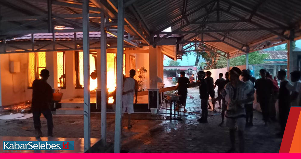 Kebakaran Rujab