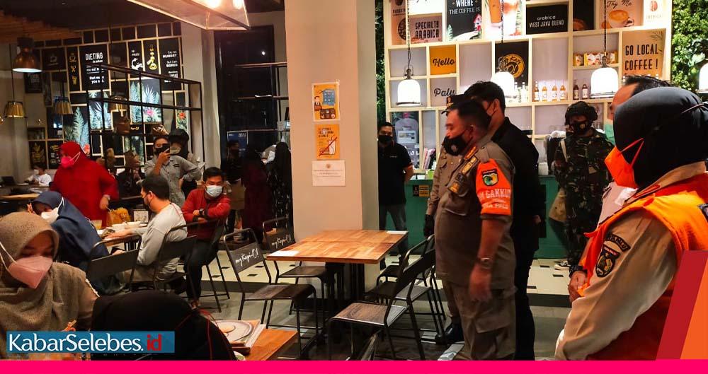 Operasi Yustisi Cafe