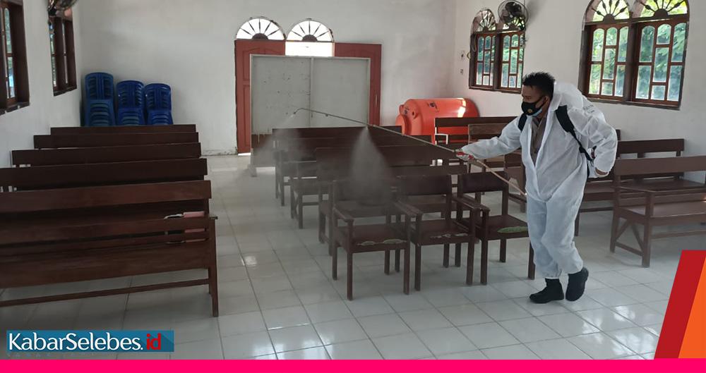 Polres Sigi Semprot Gereja