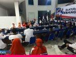 Silaturahmi Kebangsaan PKS-Nasdem Sulteng, Topiknya Dari Masalah Gempa Hingga Terorisme