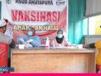 2.946 Pedagang Pasar Tradisional di Palu Akan di Vaksin Covid-19