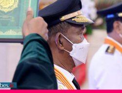 Tajuk : Menanti Kinerja Gubernur Rusdi Mastura