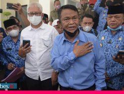 Gubernur Rusdi Mastura Janji Tanggung Jawab Selesaikan Penanganan Pasca Bencana