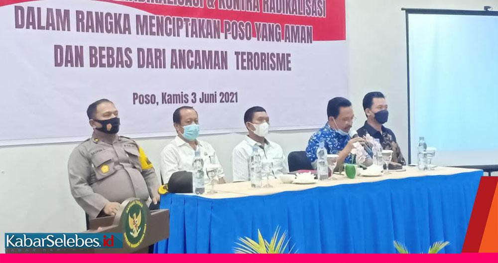 Kontra Terorisme Poso