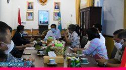 Kunjungan PLN ke Morowali