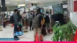 Pesawat Lion Air Rute Makassar-Palu Gagal Mendarat