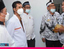Silaturrahmi ke PGRI, Ketua PKS: Kami Datang sebagai Murid