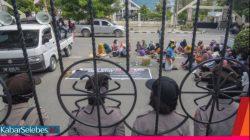 Gelar Aksi Tuntut Huntap, Penyintas Donggala: Jika Bupati Dijemput Kuda, Kami Rela Jalan Kaki