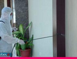 Ancyra Poso Tetap Rutin Lakukan Pencegahan Covid-19 Demi Kenyamanan Tamu Hotel