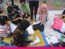 Bergerak Dari Palu Inisiasi Program Ruang Kreativitas Anak
