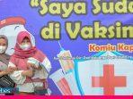 Gubernur Sulteng Ajak Perusahaan Genjot Vaksinasi Gotong Royong