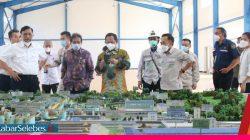 Tiga Menteri Bahas Masa Depan Mobil Listrik di IMIP