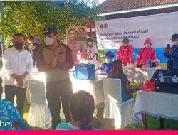 Kepala BNPT Berdialog bersama Mantan Napiter dan Pantau Pelaksanaan Vaksin di Poso