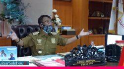 Lakukan PPKM Level IV, Ini Perintah Gubernur Sulteng kepada Walikota Palu dan Bupati  Morut