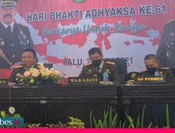 Akibat PPKM, Kejati Sulteng Terpaksa Sidangkan Ribuan Kasus Pidana Umum Secara Online