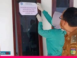 Ribuan Pasien Covid-19 di Sulteng Jalani Isoman, Kadinkes: Kita Antisipasi RS Kolaps