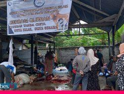 SKPI Touna Berbagi Daging Kurban