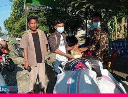 LS-ADI Parimo Salurkan Bantuan kepada Korban Banjir di 3 Desa