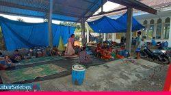 Pengungsi Gempa Touna3
