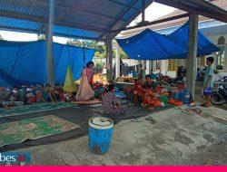 Gempa Makin Kecil, BMKG Palu Minta Warga Touna di Pengungsian Kembali ke Rumah