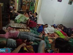 Ratusan Warga Ampana Tete masih Mengungsi di Bangunan Sekolah dan Rumah Warga