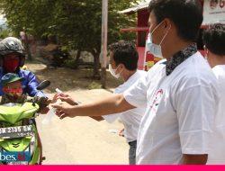 Warga Gorontalo Dirikan Posko Bantuan Penanganan Covid-19