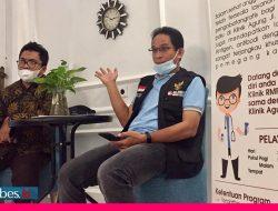 Anggota RMP Gratis Berobat di Klinik Agung