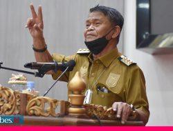 Percepat Rehap Rekon, Gubernur Alokasi Anggaran Pembebasan Lahan Pembangunan SPAM Rp2,6 Miliar