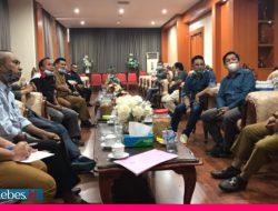 Usai Bertemu Forum Pemred Sulteng Gubernur Cudy Keluarkan Surat Imbauan kepada Investor agar Berdayakan Media Lokal