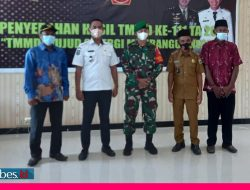 TMMD ke-111 Ditutup, Dandim Morowali: Semangat Kebersamaan Menjadi Hakikat Kemanggulan TNI Bersama Rakyat