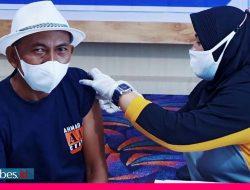 DPW Nasdem Sulteng Galar Vaksin Covid-19 Tahap 2