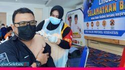 Ahmad Ali: NasDem Kejar Target 1 Juta Vaksin Gratis