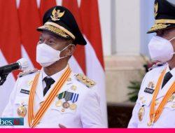 Positif Covid-19, Gubernur dan Wakil Gubernur Sulteng Minta Maaf